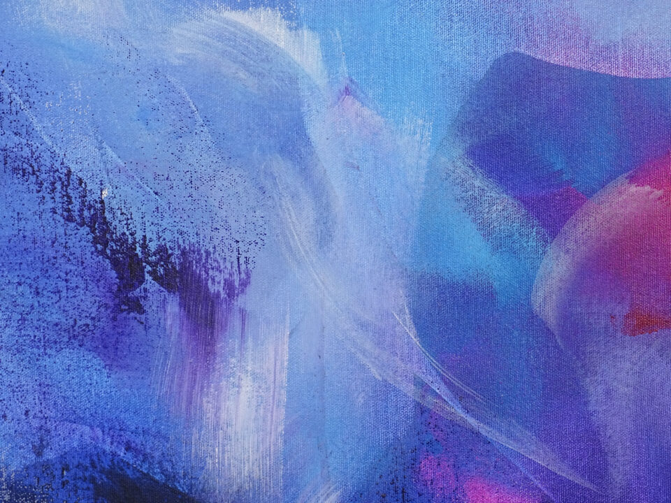 Fun Abstract Painting - Oxymoron